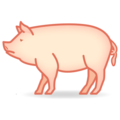 Pig on emojidex 1.0.34