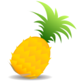 Pineapple on emojidex 1.0.34