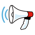 Loudspeaker on emojidex 1.0.34
