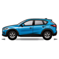 Sport Utility Vehicle on emojidex 1.0.34