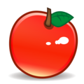 Red Apple on emojidex 1.0.34