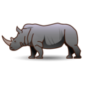 Rhinoceros on emojidex 1.0.34