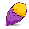 Roasted Sweet Potato on emojidex 1.0.34
