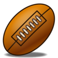 Rugby Football on emojidex 1.0.34