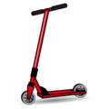 Kick Scooter on emojidex 1.0.34