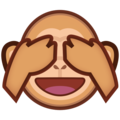 See-No-Evil Monkey on emojidex 1.0.34