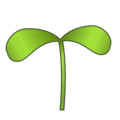 Seedling on emojidex 1.0.34