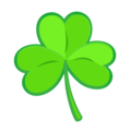 Shamrock on emojidex 1.0.34