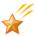 Shooting Star on emojidex 1.0.34