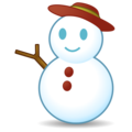 Snowman Without Snow on emojidex 1.0.34