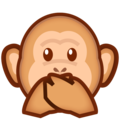 Speak-No-Evil Monkey on emojidex 1.0.34