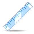 Straight Ruler on emojidex 1.0.34