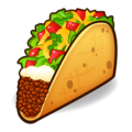 Taco on emojidex 1.0.34