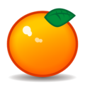 Tangerine on emojidex 1.0.34