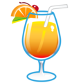 Tropical Drink on emojidex 1.0.34