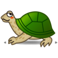 Turtle on emojidex 1.0.34