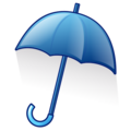 Umbrella on emojidex 1.0.34