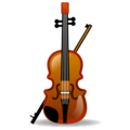 Violin on emojidex 1.0.34