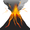 Volcano on emojidex 1.0.34