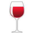 Wine Glass on emojidex 1.0.34