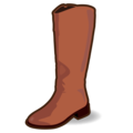 Woman's Boot on emojidex 1.0.34