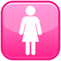 Women's Room on emojidex 1.0.34