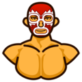 People Wrestling on emojidex 1.0.34
