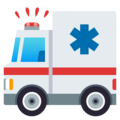 Ambulance on EmojiOne 4.0