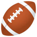American Football on EmojiOne 4.0