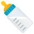 Baby Bottle on EmojiOne 4.0