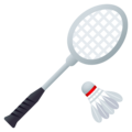 Badminton on EmojiOne 4.0