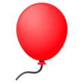 Balloon on EmojiOne 4.0