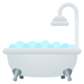Bathtub on EmojiOne 4.0