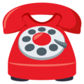 Telephone on EmojiOne 4.0