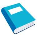 Blue Book on EmojiOne 4.0