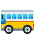 Bus on EmojiOne 4.0