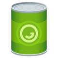 Canned Food on EmojiOne 4.0