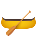 Canoe on EmojiOne 4.0
