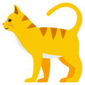 Cat on EmojiOne 4.0