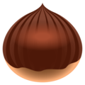 Chestnut on EmojiOne 4.0