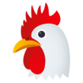 Chicken on EmojiOne 4.0