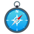 Compass on EmojiOne 4.0
