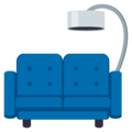 Couch and Lamp on EmojiOne 4.0