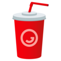 Cup With Straw on EmojiOne 4.0