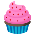 Cupcake on EmojiOne 4.0