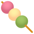Dango on EmojiOne 4.0