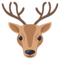 Deer on EmojiOne 4.0
