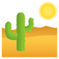 Desert on EmojiOne 4.0