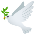 Dove on EmojiOne 4.0