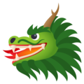 Dragon Face on EmojiOne 4.0